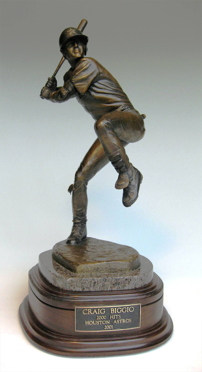 Craig Biggio Award 2000 Hits