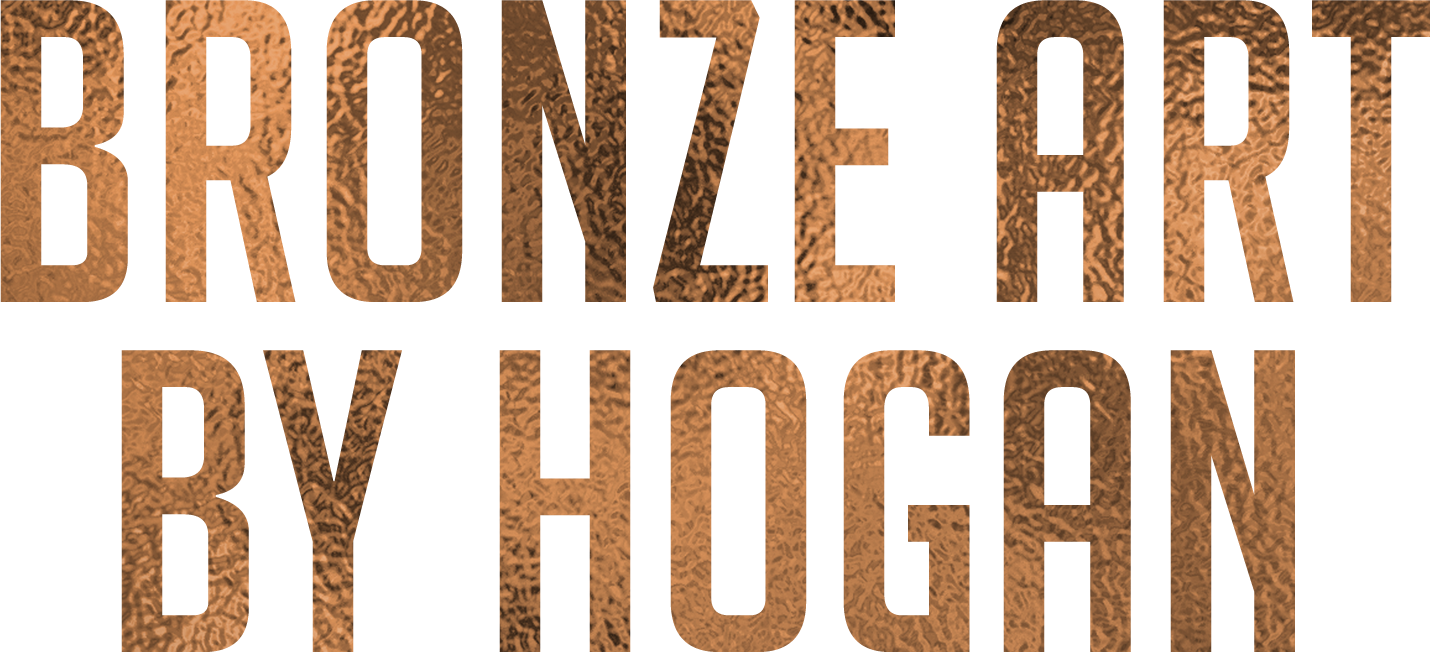 Bronze Art by Hogan