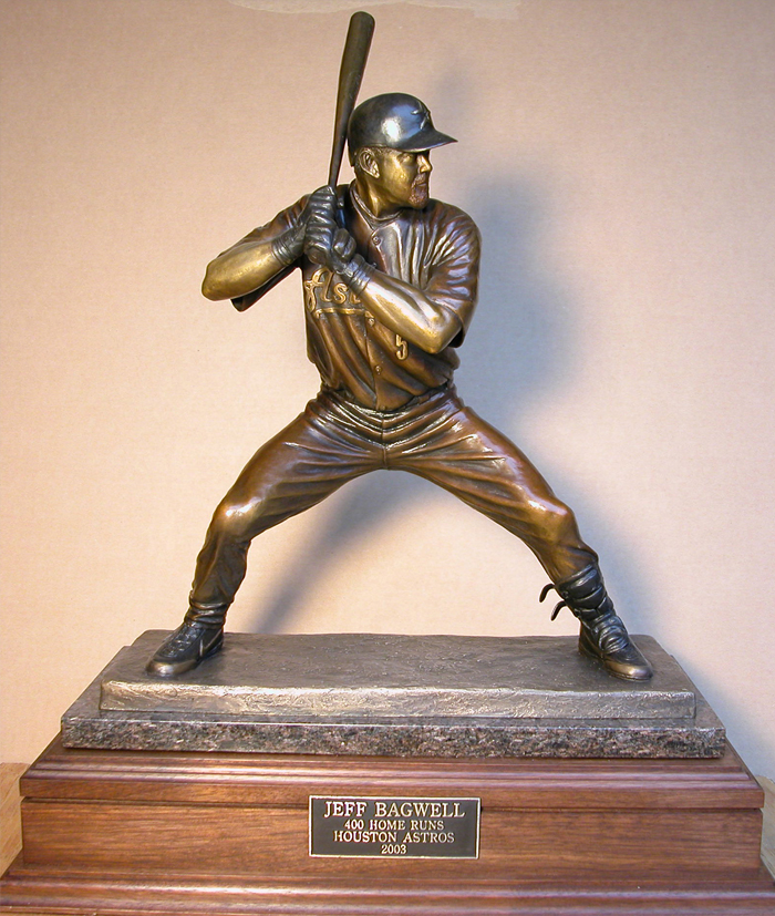 Jeff Bagwell Award 400 Home Runs