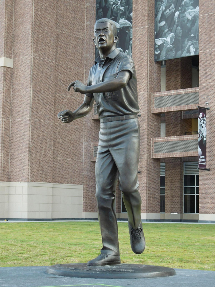 Texas A&M Yell Leader