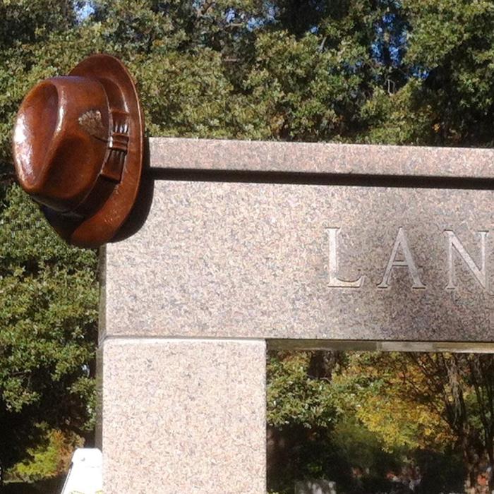 Coach Landry's Hat